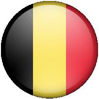 Flags BELGIQUE