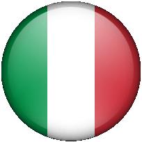Flags ITALIE